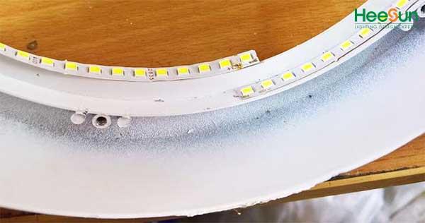 cách sửa đèn led âm trần