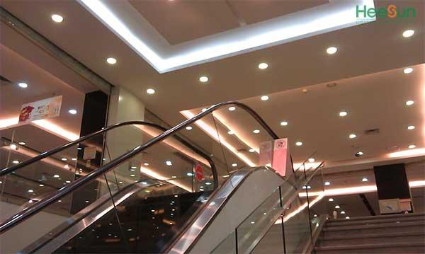 Ứng dụng đèn led âm trần Downlight COB