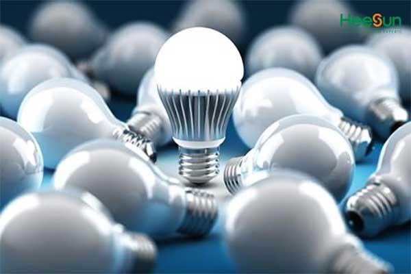 Cách kiểm tra bóng đèn LED