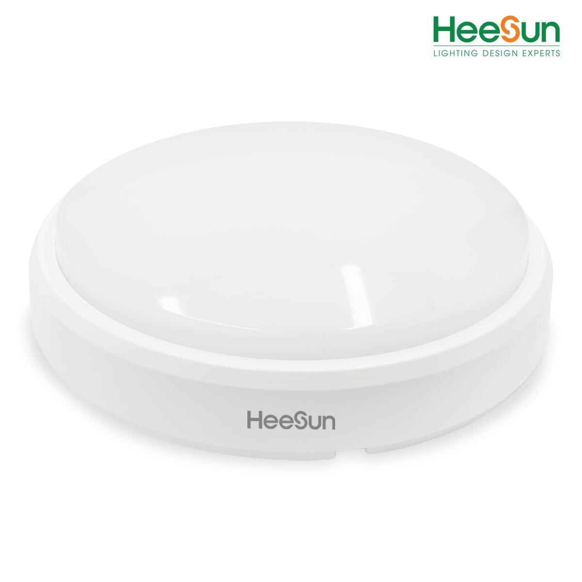 Đèn ốp tròn chống ẩm cảm ứng HS-OCU18-T - HEESUN VIỆT NAM