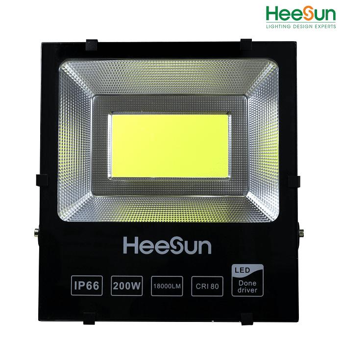 Đèn LED pha COB HS-LP200-01 - HEESUN VIỆT NAM