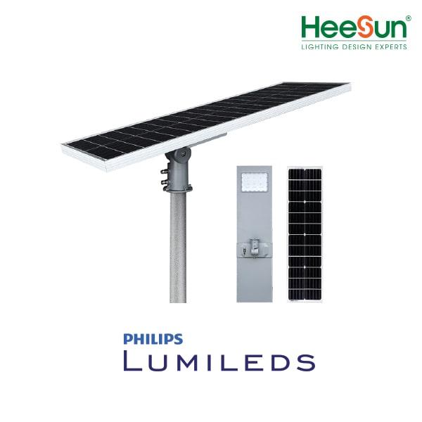 Đèn năng lượng mặt trời SunPower 300W -