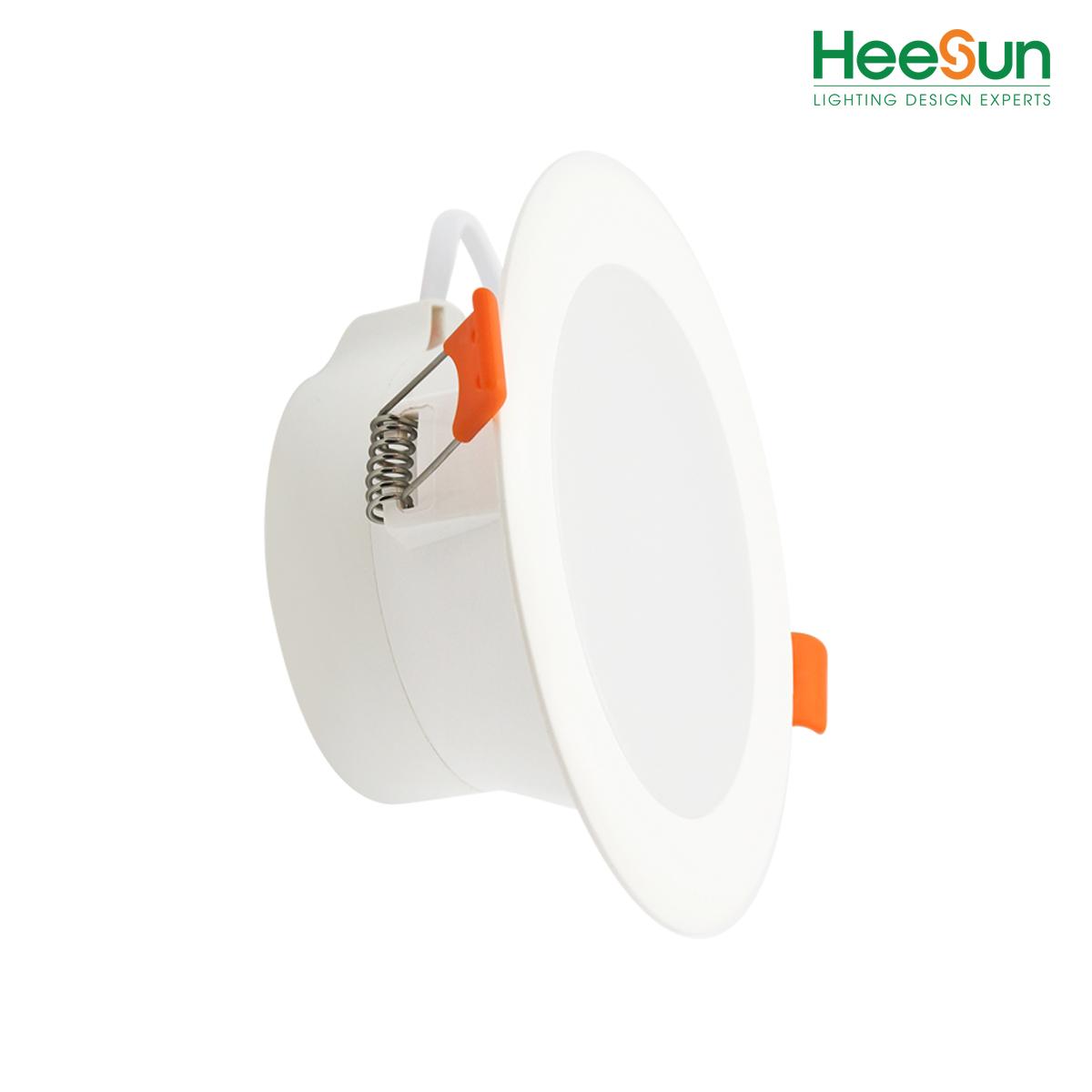 Đèn LED âm trần liền chấn lưu HS-DLC07 - HEESUN VIỆT NAM