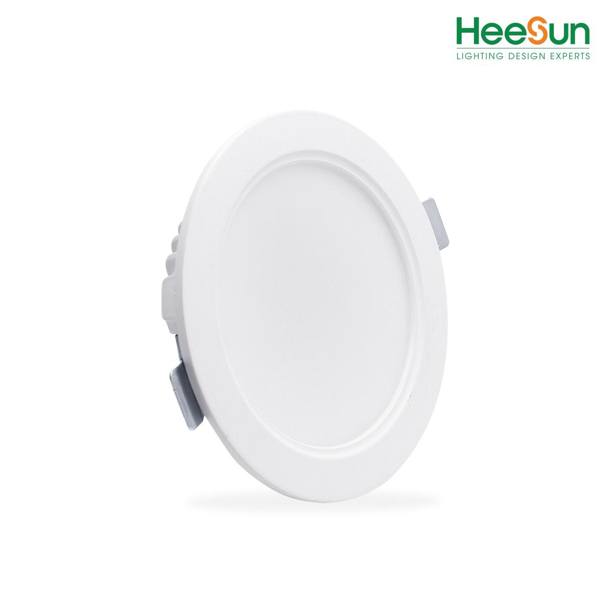 Đèn LED âm trần đế đúc viền đơn HS-DVD10 - HEESUN VIỆT NAM