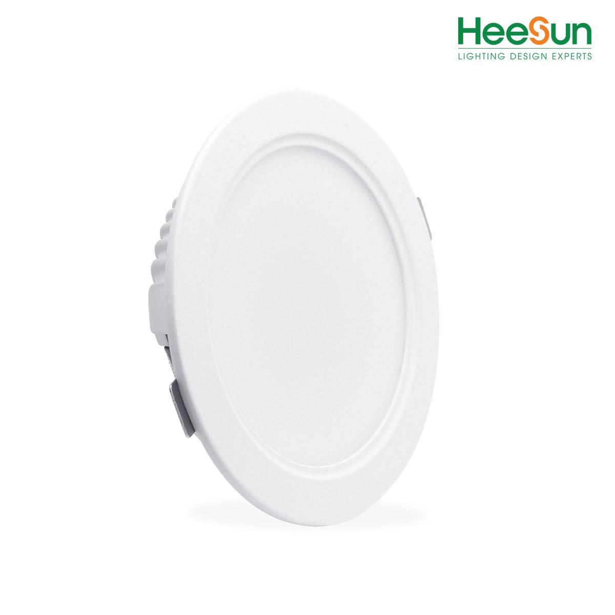 Đèn LED âm trần đế đúc viền đơn HS-DVD15 - HEESUN VIỆT NAM
