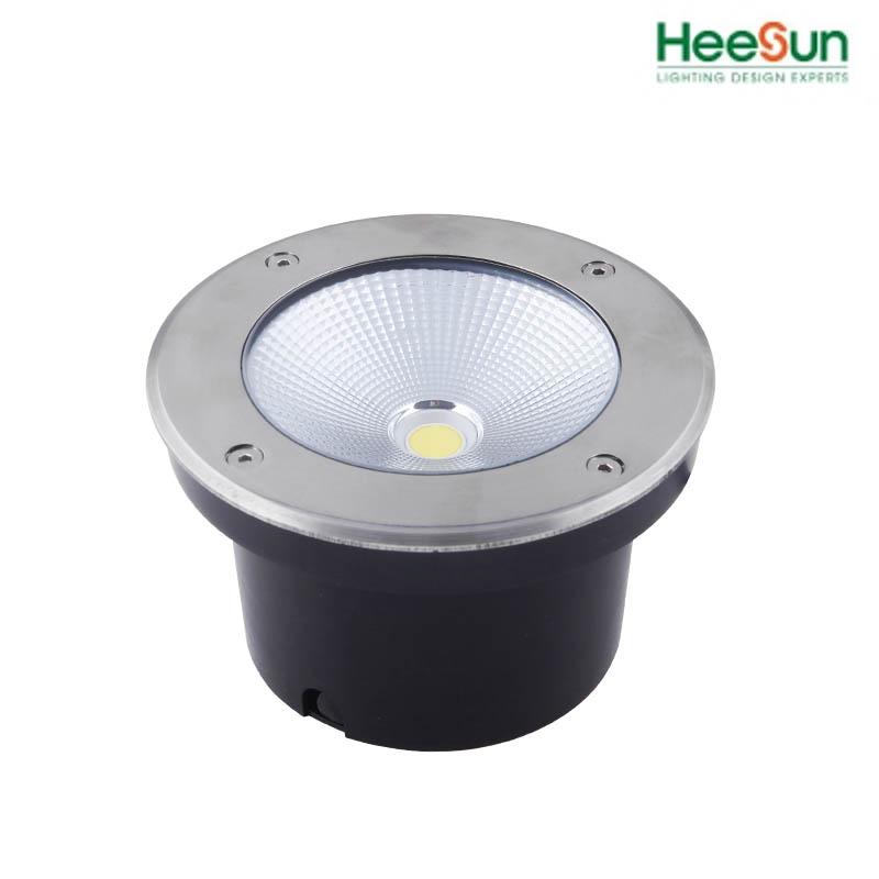 Đèn âm đất HS-ADC3 - đèn âm đất 3w cao cấp -