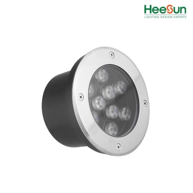 Đèn âm nước HS-ANT18 - Đèn trang trí dưới nước 18W - HEESUN VIỆT NAM