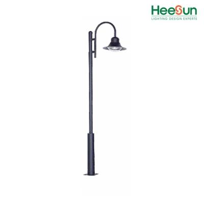Đèn Led cột công viên HS-TCV23 - HEESUN VIỆT NAM