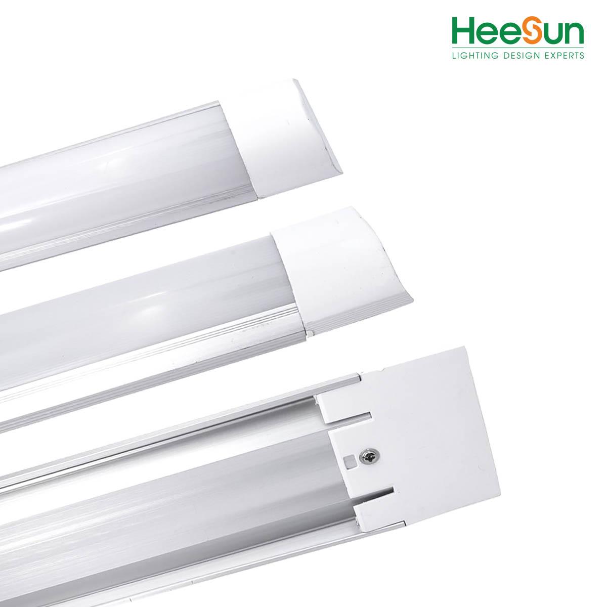 Đèn LED Tuýp bán nguyệt HS-TBN18 - HEESUN VIỆT NAM