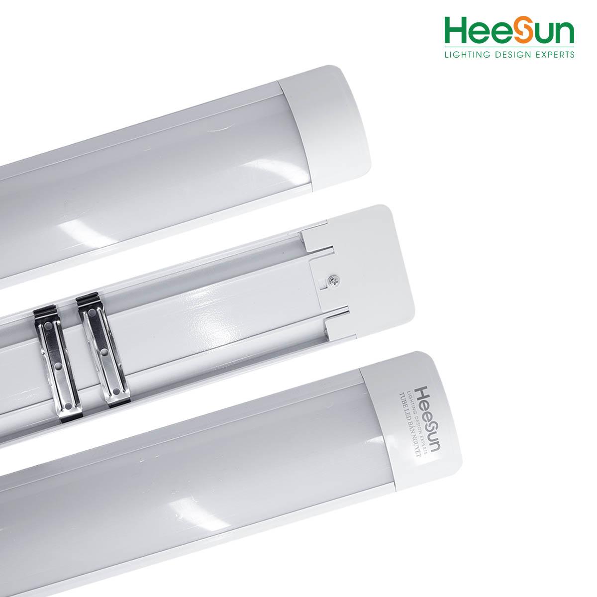 Đèn LED Tuýp bán nguyệt HS-TBN40 - HEESUN VIỆT NAM