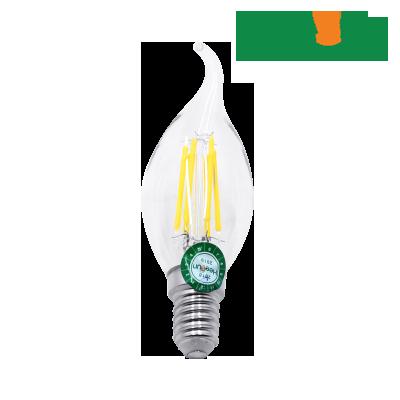 Đèn LED bulb nến dây tóc HS-LDT06-02 - HEESUN VIỆT NAM