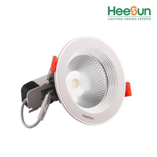 Đèn LED âm trần downlight COB chống chói HS-COBCC10-01 - HEESUN VIỆT NAM