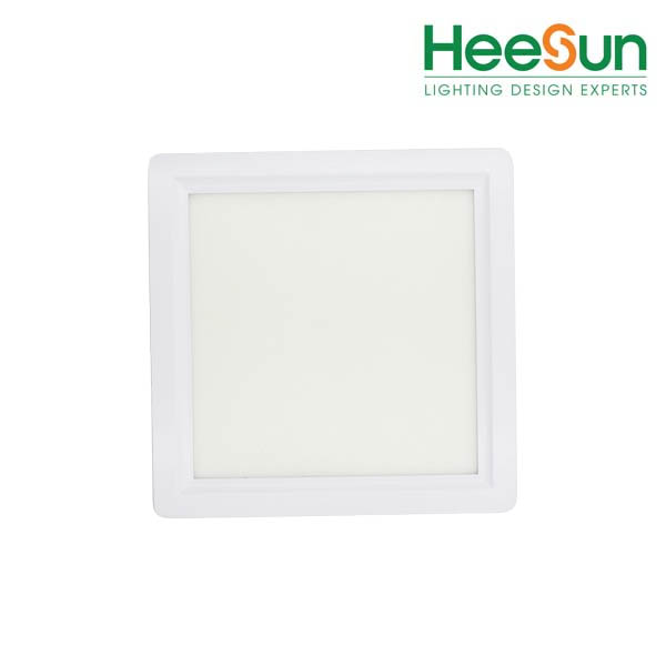 Đèn LED Panel vuông ốp nổi HS-POV18 - HEESUN VIỆT NAM