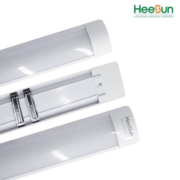 Đèn LED Tuýp bán nguyệt HS-BN40 - HEESUN VIỆT NAM