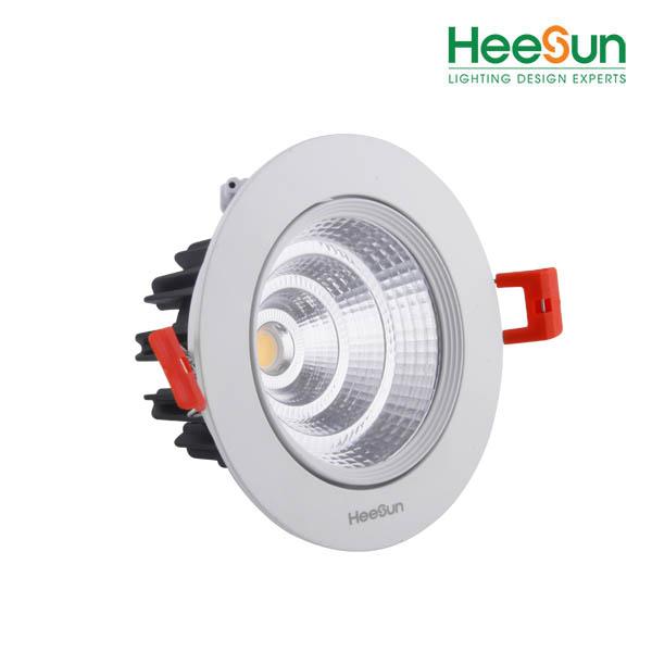 Đèn LED âm trần downlight COB chống chói HS-COBCC05-02 - HEESUN VIỆT NAM