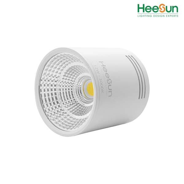 Đèn LED ống bơ HS-OCB12-T siêu tiết kiệm điện, độ sáng cao -
