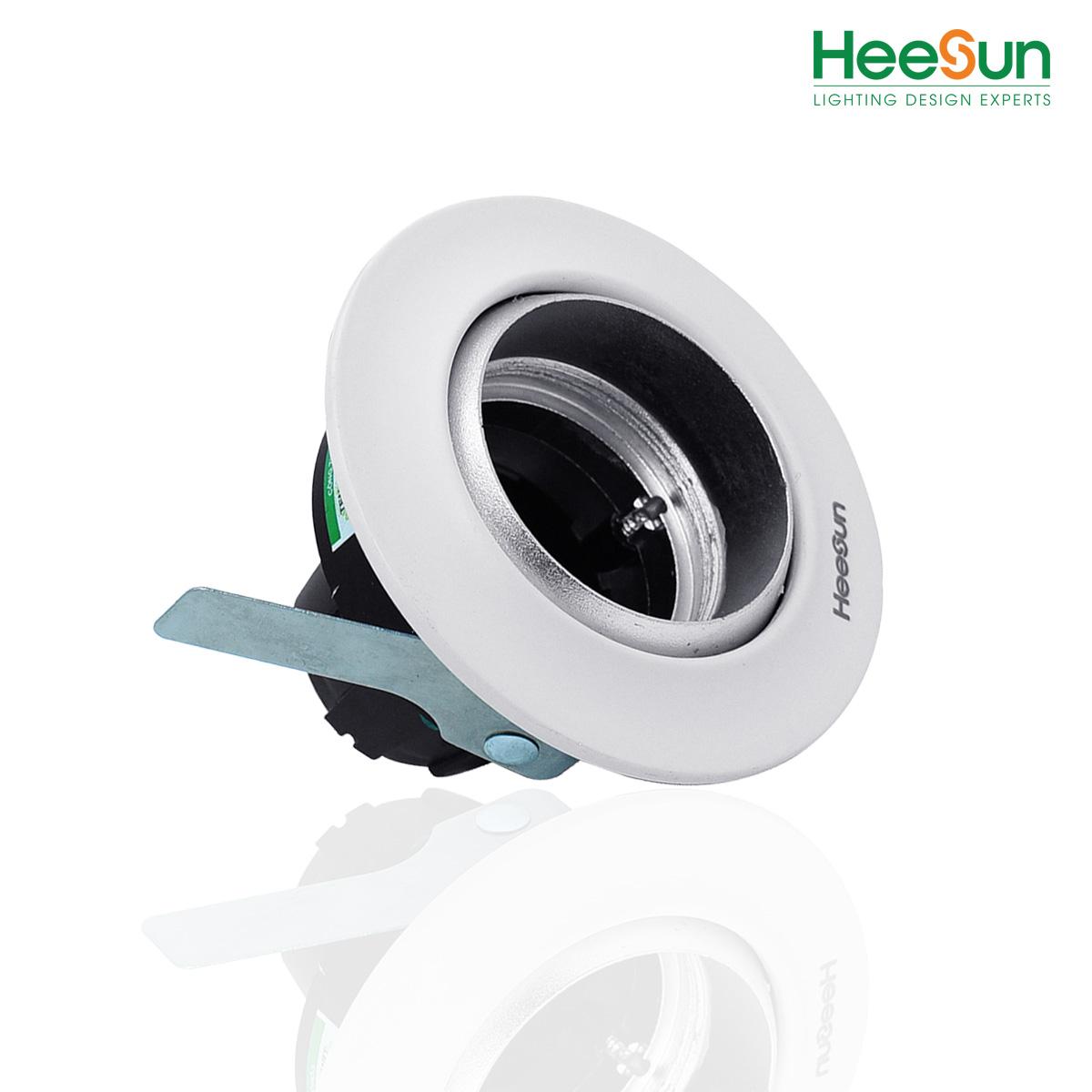 Đui đèn LED Luxury loại 4 HS-D10 - HEESUN VIỆT NAM