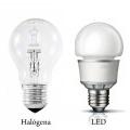So sánh đèn led và đèn halogen - HEESUN VIỆT NAM