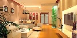 Sử dụng đèn LED trong nội thất - HEESUN VIỆT NAM