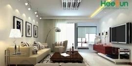 Cách chọn đèn Led phòng khách hiện đại phù hợp với từng không gian -