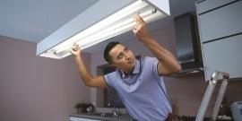 Hướng dẫn cách lắp đặt đèn led 1m2 tại nhà - HEESUN VIỆT NAM
