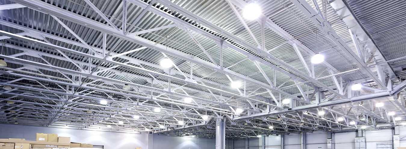 LED nhà xưởng - HEESUN VIỆT NAM