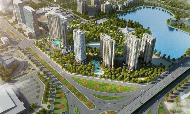Dự án nhà ở cao cấp Vinhomes D' Capitale - HEESUN VIỆT NAM