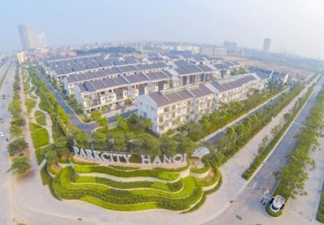 Dự án khu đô thị Park City Hà Đông - HEESUN VIỆT NAM