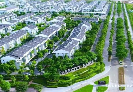Dự án khu đô thị Park City Hà Đông -