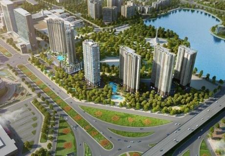 Dự án nhà ở cao cấp Vinhomes D' Capitale -