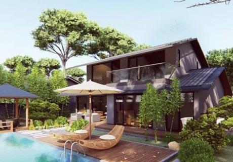 Dự án khu nghỉ dưỡng nước khoáng nóng Mỹ An (Thừa Thiên Huế) -