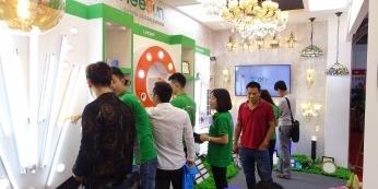 Gian hàng Heesun nhận được sự chú ý từ truyền thông - HEESUN VIỆT NAM