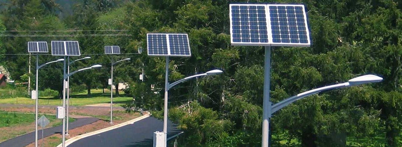 Đèn đường năng lượng mặt trời siêu bền, siêu sáng pin - HEESUN VIỆT NAM