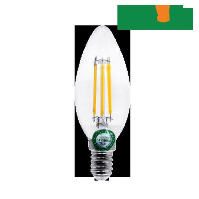 Đèn LED bulb nhót dây tóc HS-LDT06-01 - HEESUN VIỆT NAM