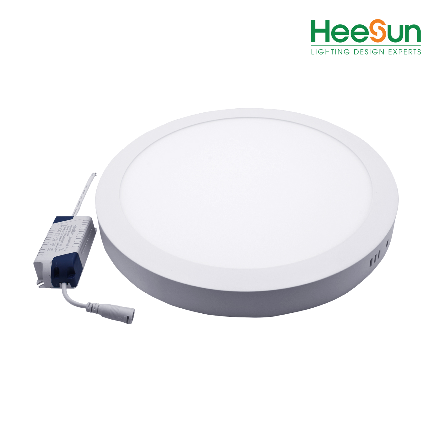Đèn LED Panel tròn ốp nổi HS-POT24 - HEESUN VIỆT NAM