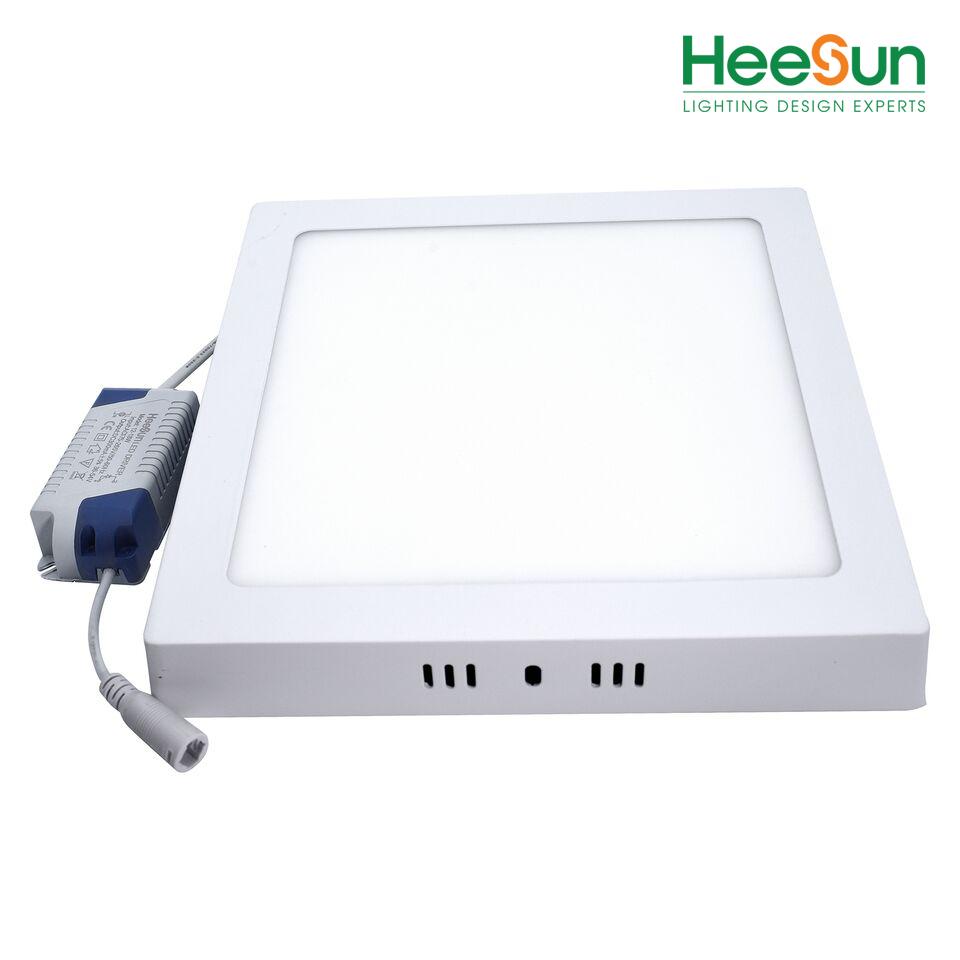 Đèn LED Panel vuông ốp nổi HS-POV24 - HEESUN VIỆT NAM