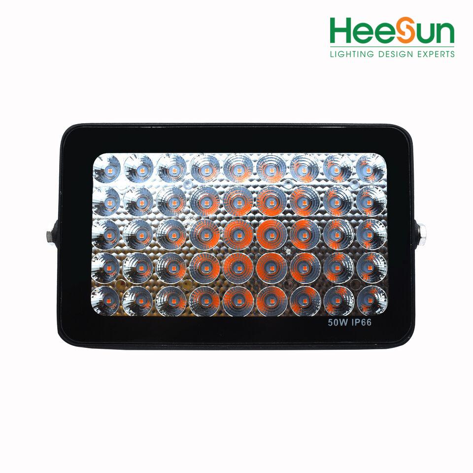 Đèn LED pha kiến trúc HS-LP50-03 - HEESUN VIỆT NAM