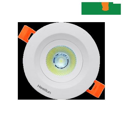 Đèn LED âm trần downlight COB chống chói HS-COBCC10 - HEESUN VIỆT NAM