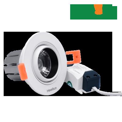 Đèn LED âm trần downlight COB chiếu điểm HS-COBCD10 - HEESUN VIỆT NAM