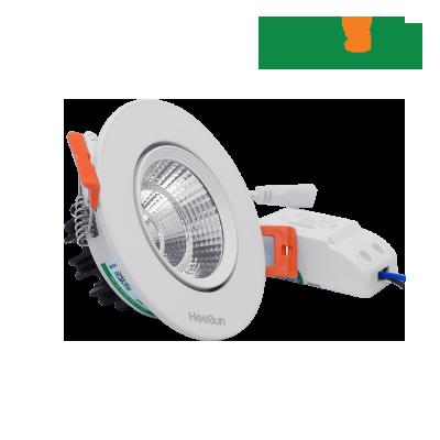 Đèn LED downlight góc chiếu tùy chỉnh HS-COBTC12 - HEESUN VIỆT NAM