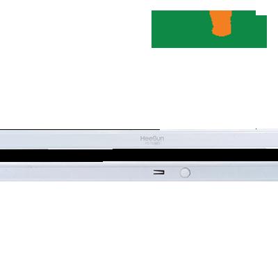 Máng tuýp đơn 0.6m HS-T8-M3 - HEESUN VIỆT NAM