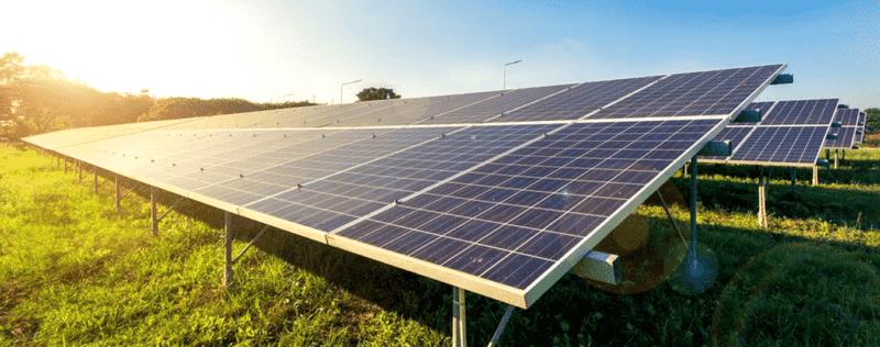 Ứng dụng pin năng lượng mặt trời