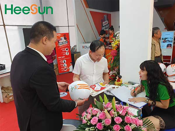 Hội chợ Heesun tham gia