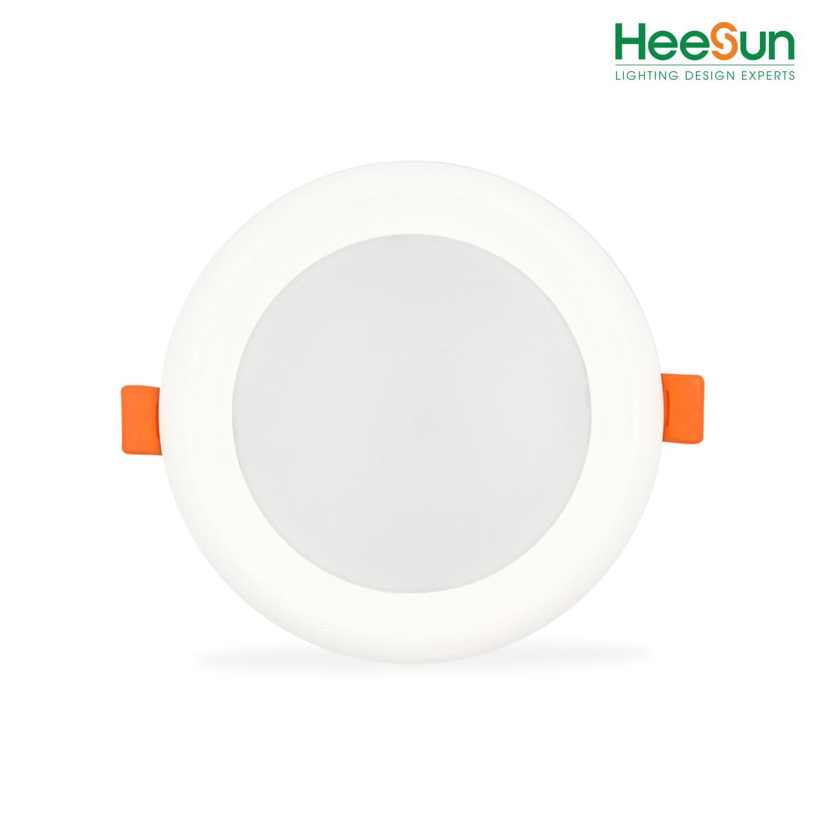 Đèn LED âm trần liền chấn lưu HS-DLC09