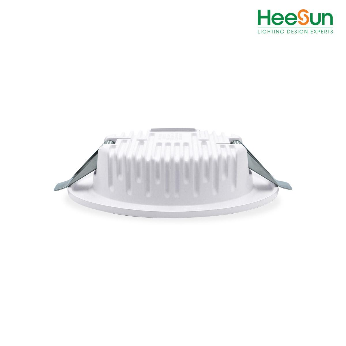 Đèn LED âm trần đế đúc viền đơn HS-DVD15