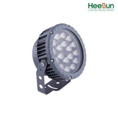 đèn chiếu điểm ngoài trời cao cấp 36W