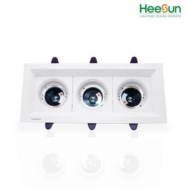 Đèn Led âm trần Luxury Heesun