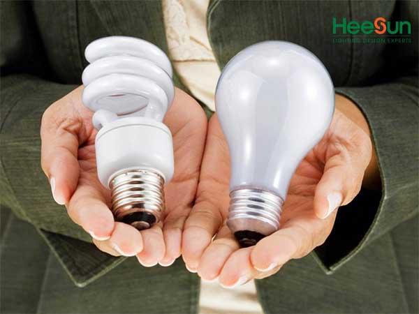 Cách thay bóng đèn LED tại nhà