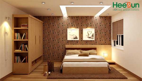 đèn led nội thất phòng ngủ cao caasp